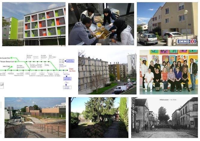Photos Villetaneuse