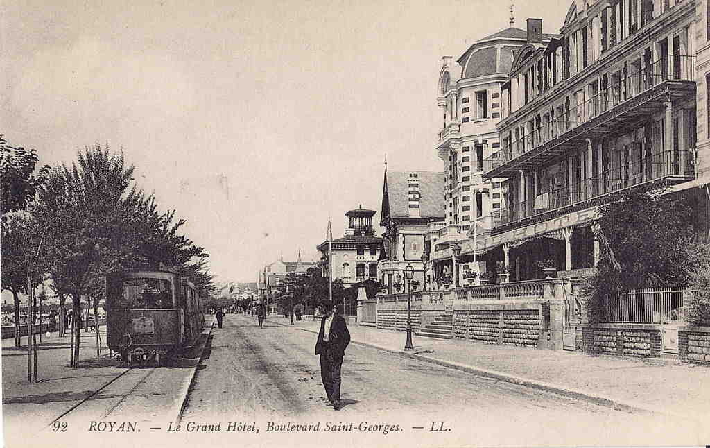 georges, royan, le, grand